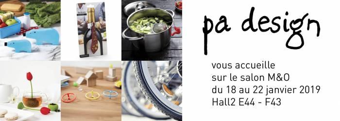 Pa design sur M&O janvier 2019