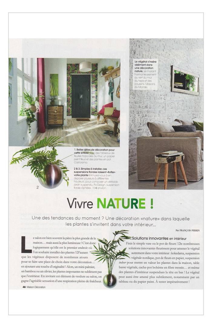 Maison et Décoration - Aout / Septembre 2019