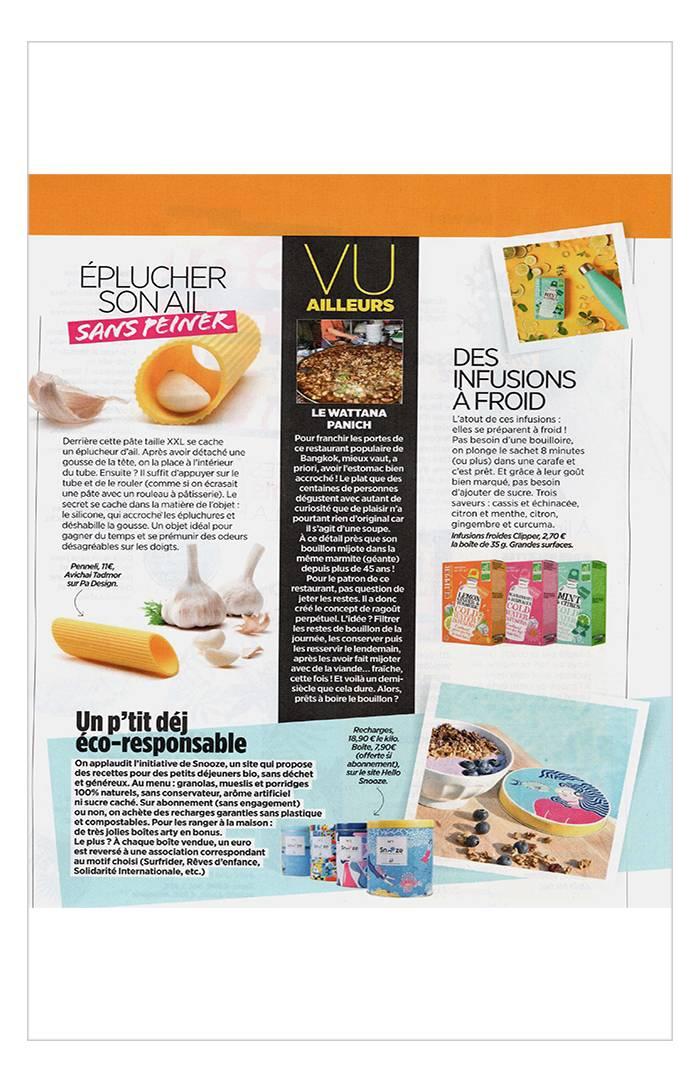 Vital Food - Septembre / octobre / novembre 2020