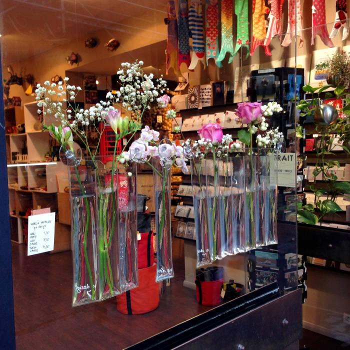 Les vases PVC ventouses chez TRAIT à Toulouse