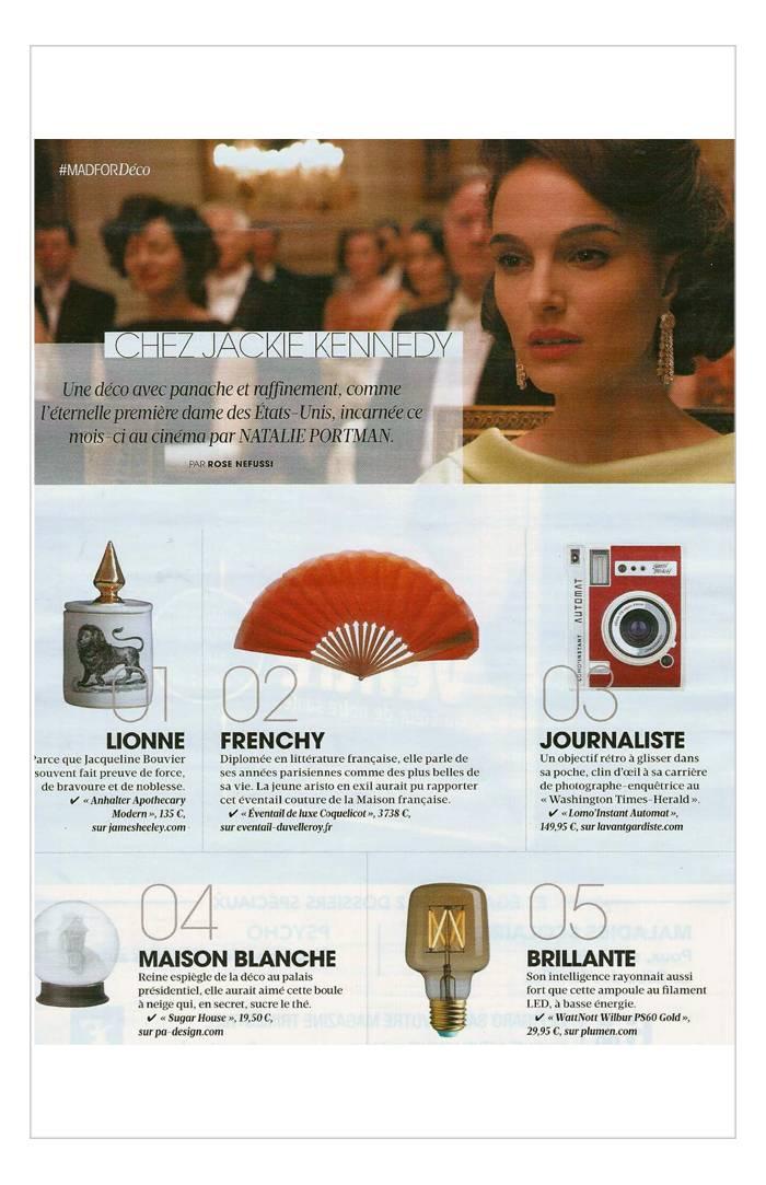 Madame Figaro Madfor - Février 2017