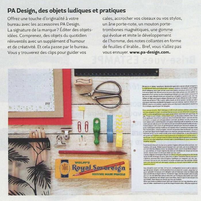 Article sur Maison& travaux de septembre 2018