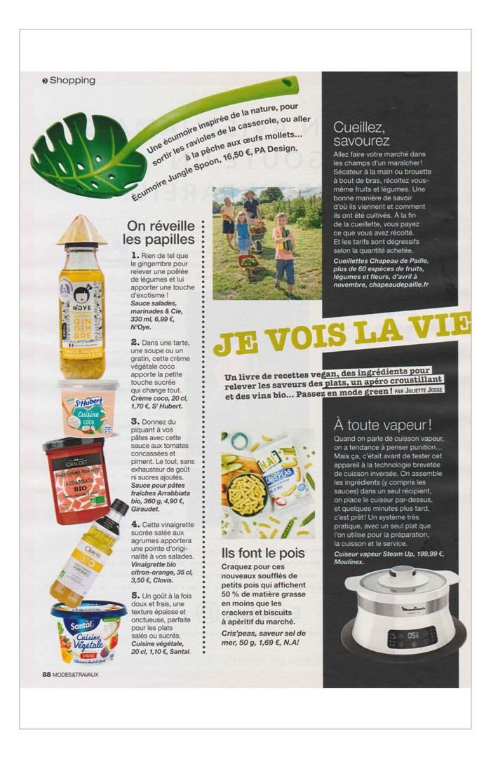 Mondes & Travaux - Mai 2019
