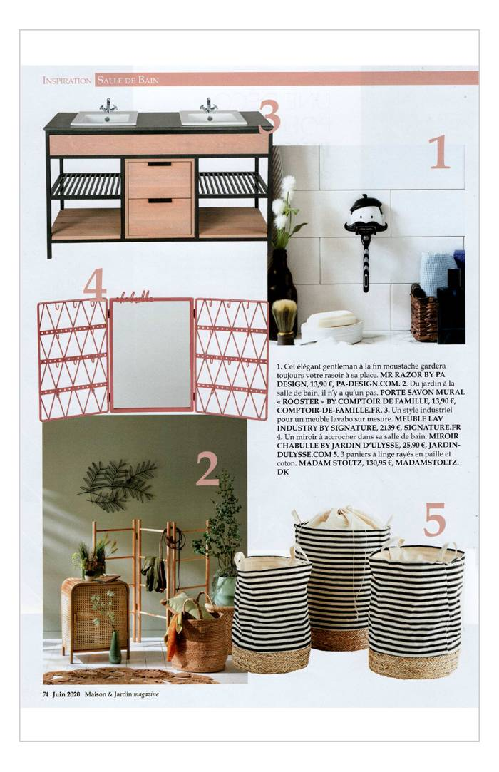 Maison et Jardin magazine - Juin 2020